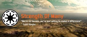 Strength Of Many