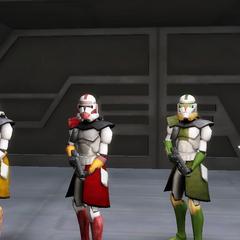 Clone Commanders