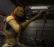 Clone wars bounty bossk