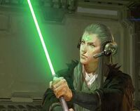 Female Jedi Padawan