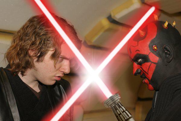 File:Darth Vader vs Darth Maul v 1 by Cascador.jpg