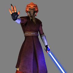 Plo Koon, Jedi Master