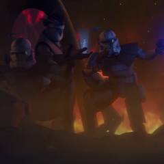 Jack protects General Krell, even though Jack doesn't like him