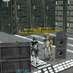 Luke and Cold Sniperline
