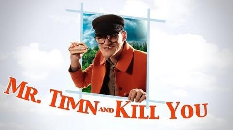 JULIAN SMITH - Mr. Timn and Kill You