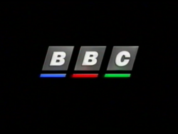 BBC Video 1990-1997 Logo
