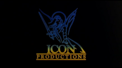 Icon Productions 1993 Logo