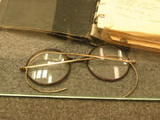 Trotsky's Glasses