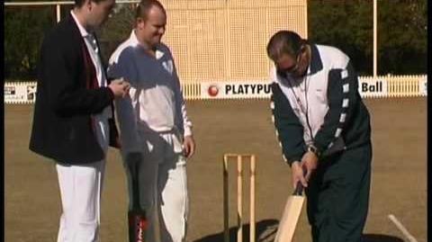 Cricket Batting Tips - The Grip
