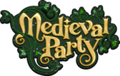 Medieval Party Logo