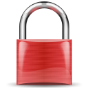 File:Padlock-red.png