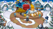 Merry Walrus Party Forts