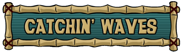 File:Catchin' Waves Logo.png