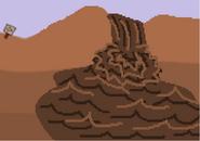 Moose Mud Watterfall Old