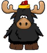 Bowl Moose