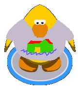 Ducky Diner T In-game