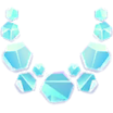 Decal Diamond Collar icon