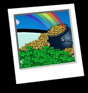 Leprechaun Background clothing icon ID 9017