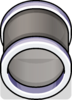 Short Puffle Tube sprite 037