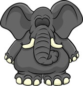 Elephant Costume icon