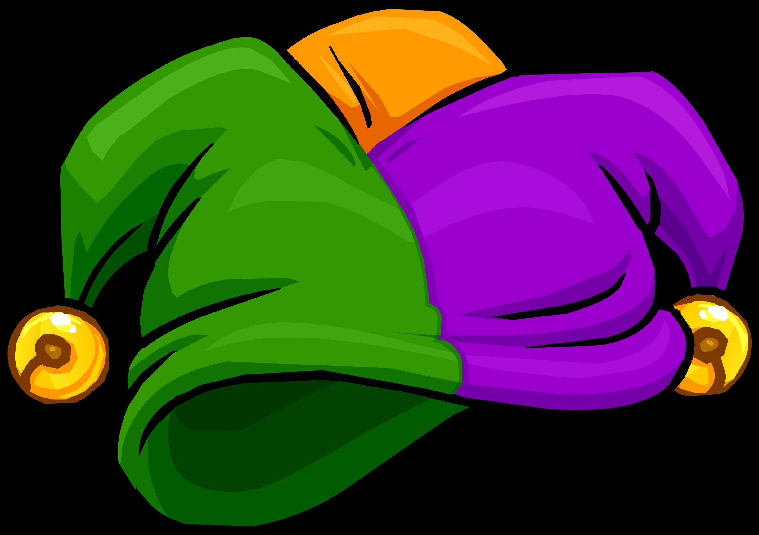 Jester Hat (Puffle Hat) : Club Penguin Wiki : FANDOM ...
