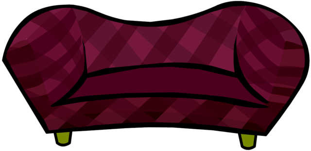 File:Burgundy Couch clothing icon ID 621.png