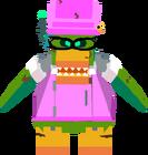 Aunt Arctic Bot corrupted sprite
