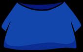 Blue Shirt clothing icon ID 4058