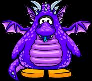 Purple Dragon Player Card