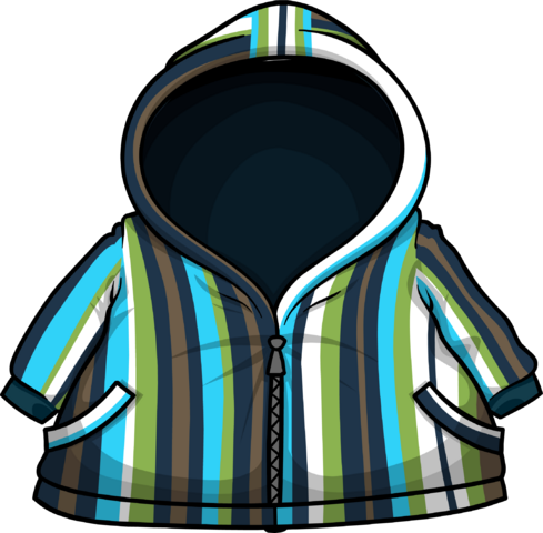 File:Blue Striped Raincoat.png