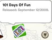 101days