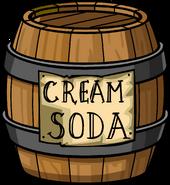 Cream soda barrel Mysterious Tremors