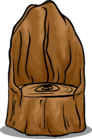 Tree Stump Chair sprite 001
