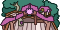 Pink Puffle Tree House