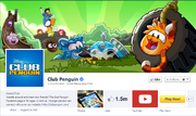 Club Penguin Facebook Header