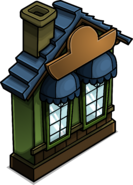 Cozy Green House sprite 003