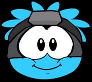 Puffle Hats ninjamask in igloo
