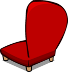 Red Plush Chair sprite 004