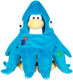 Squidzoid limited penguin!