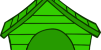 Green Puffle House