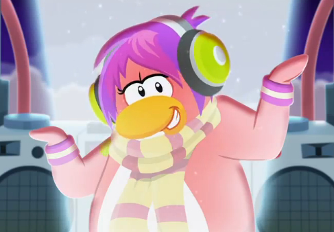 """File:Cadence in """"The Party starts now!""""..jpg"""