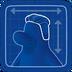 Blueprint pompadore icon