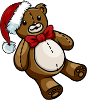 Holiday Teddy