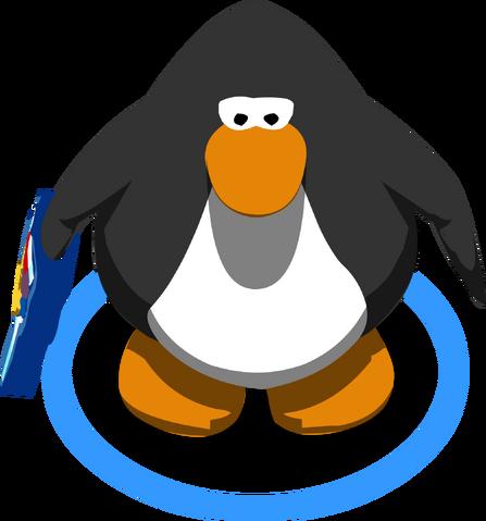 File:Penguin Cup Foam Finger IG.png