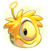 Yellow Alien Puffle