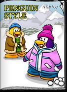 Penguin Style November 2007