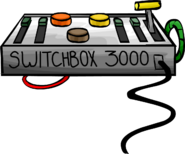 Switchbox 3000 Team Blue