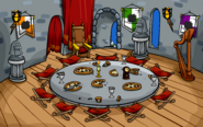 Medieval Party 2012 Pizza Parlor