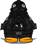 TIE Fighter Pilot Costume PC