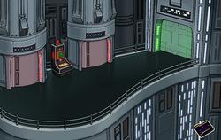 Star Wars Takeover Elevators